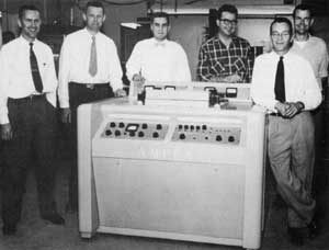 The Ampex Design Team