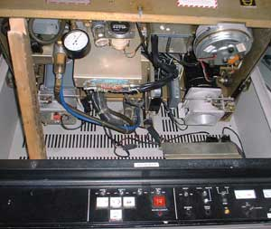 """Under the hood"" of an AVR2"