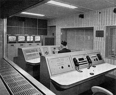 Central Control Room 1